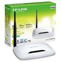 Router Tplink Inalámbrico Wifi Tlwr741nd