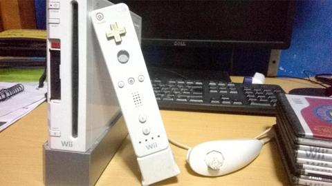 Nintendo Wii Chipiado Con Wii motion plus N64