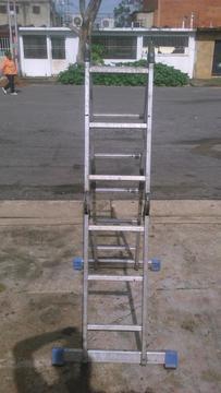 Compro aluminio brick7 venta for Escaleras de aluminio usadas