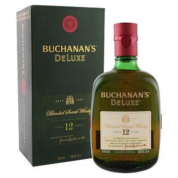 Whisky Buchanans 12 años Original 1 Litro