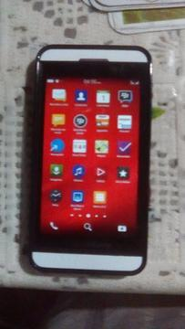 vendo black berry z10
