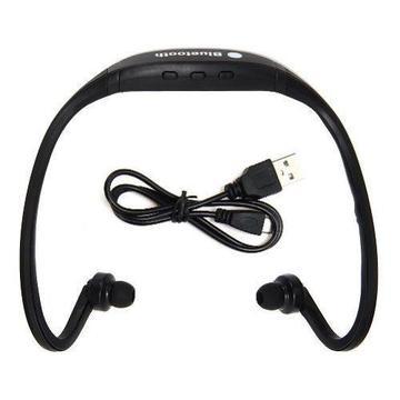Auriculares Audífonos Manos Libres Bluetooth Deportivos