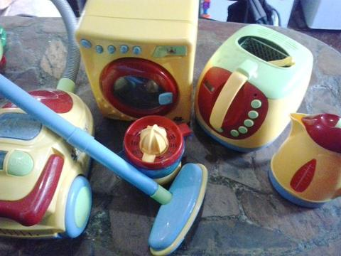 juguetes de hogar, se venden individualmente