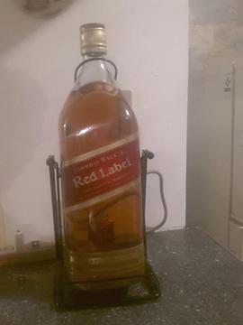 Botella Red Label de 4,5 Litros