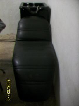 lavacabeza y sillon