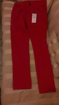 Pantalón de Caballero Zara Original