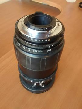 Lente para Nikon 28 200