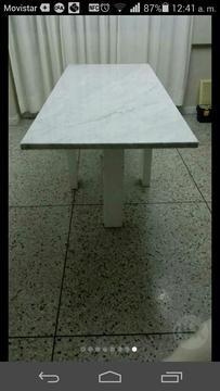 Pieza de Marmol Blanco