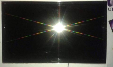 televisor pantalla panasonic