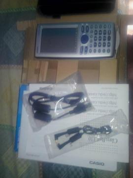 Se vende Calculadora Casio OS ClassPad Ver. 3.0