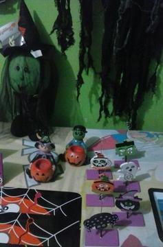 halloween navidad y disfrazes