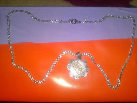 9c8b55af4664 cadena de plata de 12.2 gramos