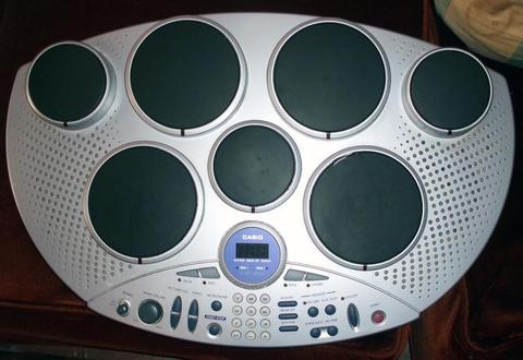 Batería Electrónica Casio Ld80 De Efectos De Sonido