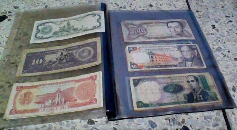 Venta Billetes Antiguos De Venezuela Monedas De Coleccion