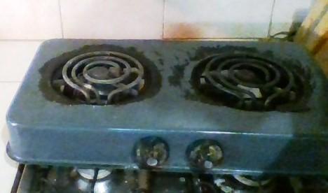 Cocinas Electricas Dos Hornillas Brick7 Venta