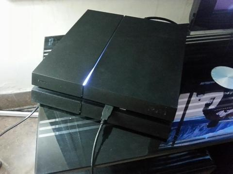 Playstation 4 500gb Un Control Y Cables