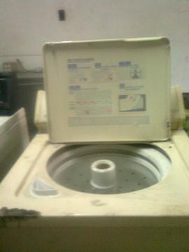 lavadora amana semi industrial