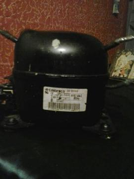 Compresor Embraco Nuevo 1/6 Hp