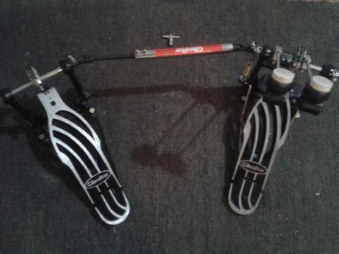 doble pedal GIBRALTAR