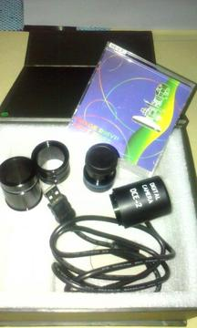 Camara Digital para Microscopio DCE_2