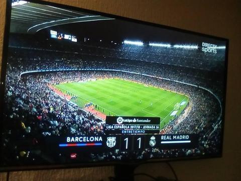 TELEVISOR SMART TV SIRAGON LED 4K 42 ALTA DEFINICION WIFI