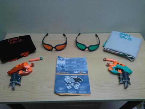 Pistolas de Dardos Marca Nerf Originales