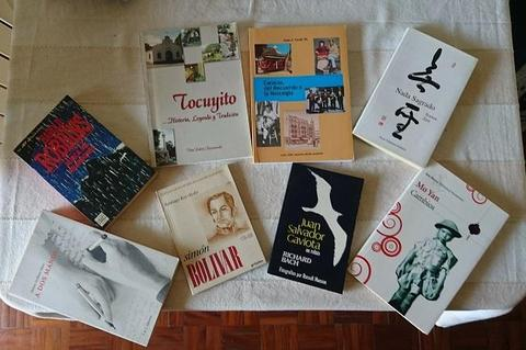 LIBROS DE LITERATURA GENERAL