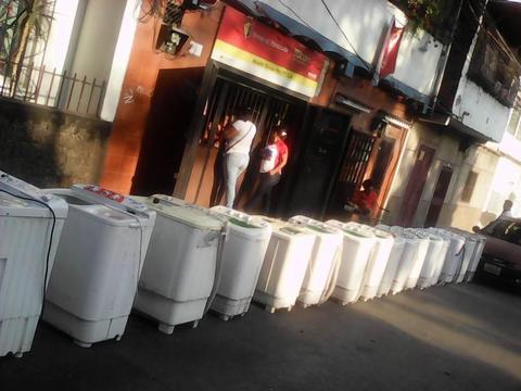 venta de lavadoras usadas