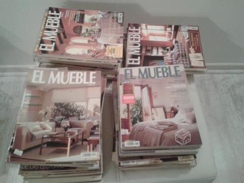 Colección revistas el Mueble