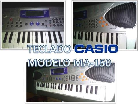 Teclado Piano Casio Ma150