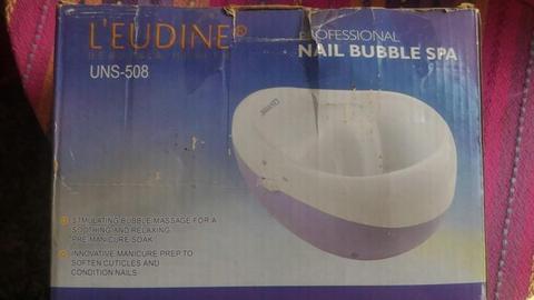 Nail Bubble Spa Profesional