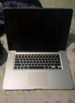 Macbook Pro 15,4 Inch Modelo A1286