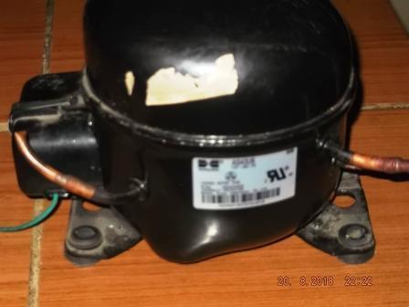 COMPRESOR 1/6 HP HUAGUANG AS43U6 USADO ORIGINAL