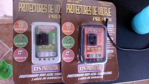 Protector De Voltaje 110 Vac